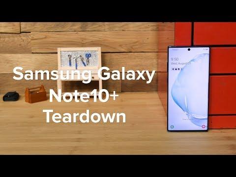 Samsung Galaxy Note10+ Teardown!