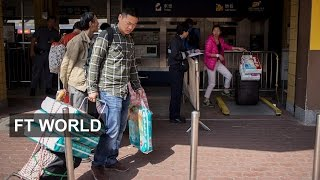 Curbs on Chinese visitors to Hong Kong | FT World