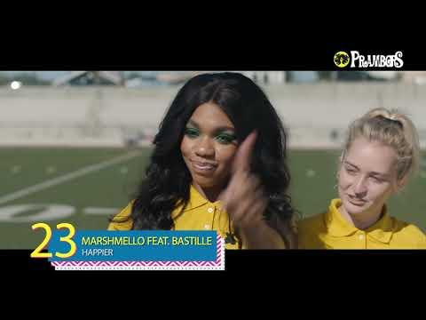 Prambors top 40 chart  november