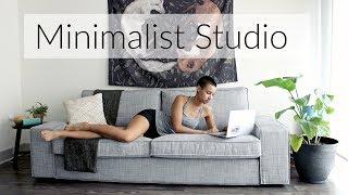 Minimalist Studio Apartment Tour