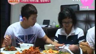 [TIME2SUB] 090721 Love Escort - 2AM + 2PM (eng subs) 1/4