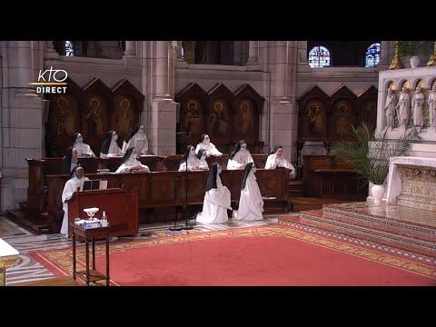 Prière du Milieu du jour du 3 février 2021 des Bénédictines du Sacré-Coeur de Montmartre