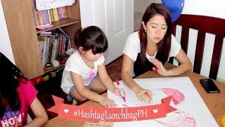 Antoinette's #HashtagLunchbagPH With LJ Moreno, Cheska Kramer And Danica Sotto