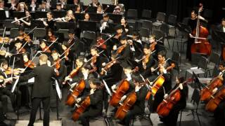 Pirates of the Caribbean, Klaus Badelt / arr. Ricketts - Troy High Symphony Orchestra, 5/4/17