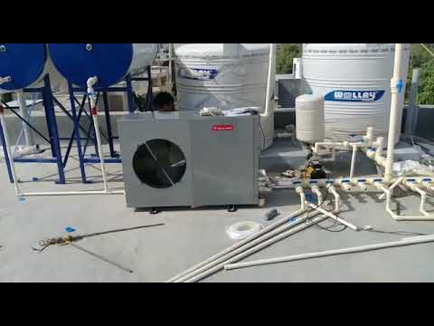 Heavy Duty Hybrid Heat Pump
