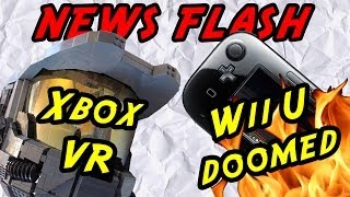 Xbox VR and the damnation of Wii U - News flash
