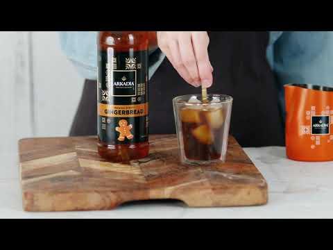 Gingerbread Cold Brew Recipe