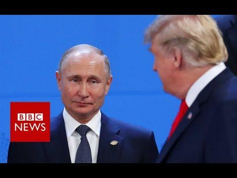 G20: Political and trade rifts threaten G20 - BBC News