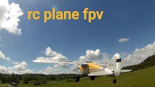 Rc plane fpv