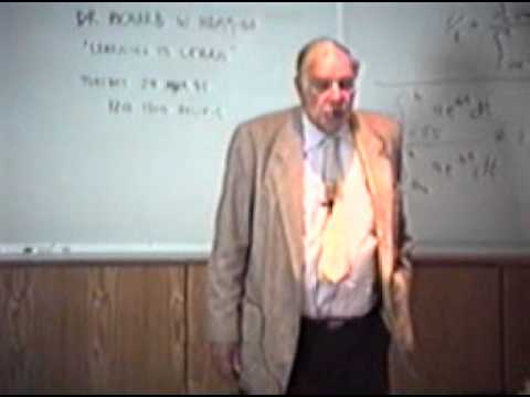 Dr.Richard Hamming - The Art of Doing Science and Engineering : Learning to learn