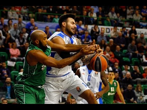 Highlights: RS Round 6, Dinamo Sassari 60-68 Darussafaka