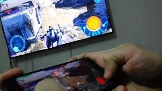 Vestel 55UA9400 Tv Kablosuz Görüntü Aktarım Testi