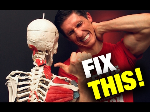 Video How to Fix a Stiff Neck in Seconds (THIS WORKS!)
