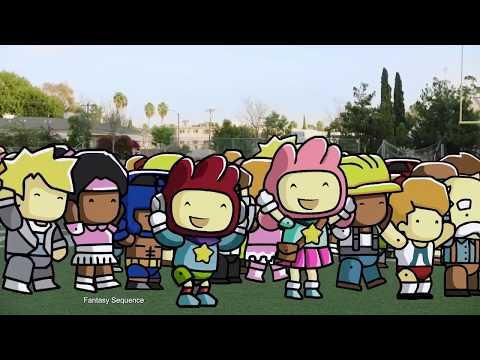 Видео № 1 из игры Scribblenauts: Showdown [NSwitch]
