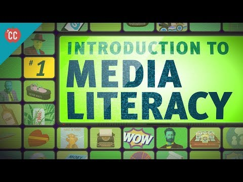 Introduction to Media Literacy: Crash Course Media Literacy #1