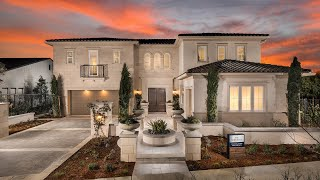 Americas Best Luxury Homes By Toll Brothers The New Castle Home Expensive Family Living Mansions