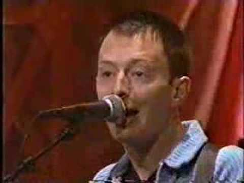 radiohead - electioneering 1997