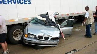 #12 Страшные дтп грузовиков || аварии большегрузов  2015 || Best truck crashes || truck accident