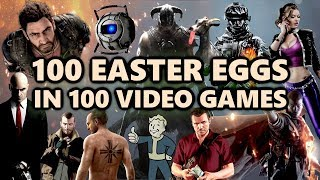 100 Best Easter Eggs In 100 Video Games