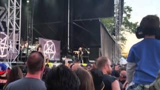 Anthrax - Lone Justice Pt 1, Rock Carnival, Clark NJ Sept 20th 2015