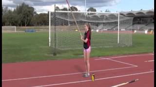 A Minimalist Approach to Training Pole Vaulters