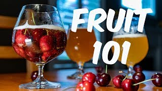 Whats Adding Fruit To Beer?