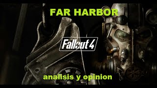 fallout 4-DLC FAR HARBOR ANALISIS Y OPINION
