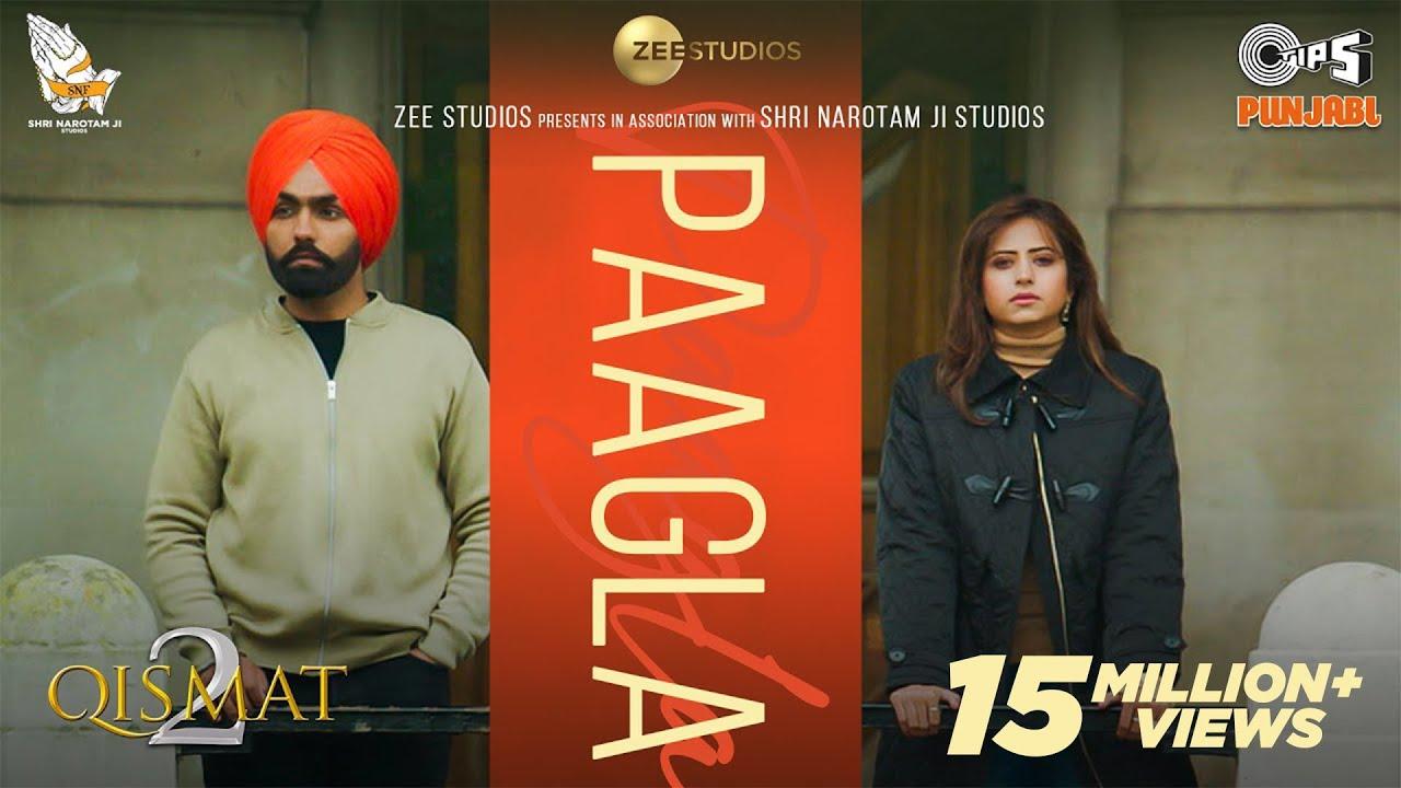 Paagla song lyrics in Hindi – B Praak & Asees Kaur best 2021
