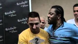 Mc Smith x Revelação duelo de rima funk vs pagode