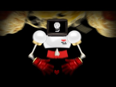 Papyrus' UNDERTALE Calamity - The Pixel Kingdom - Video - 4Gswap org