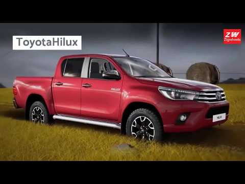 ZigWheels Philippines reviews Toyota Hilux