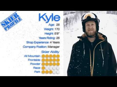 Video: K2 Recoil Skis 2014 17 40