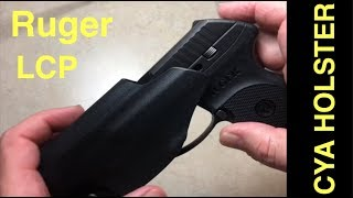 ruger lcp 2 laser holster - TH-Clip