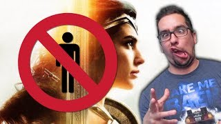 Wonder Woman 'Women-Only' Screening Controversy
