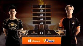 MZ vs FL | Ngày 1 | Vòng tuyển chọn đội tuyển tham dự  SEA Games 30
