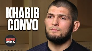 Khabib Nurmagomedov recaps Tony Ferguson press conference, previews UFC 249 | ESPN MMA