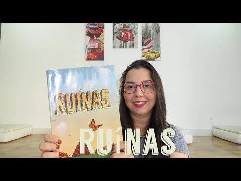 Ruínas por Peter Kuper  Editora: Marsupial   Blog Leitura Mania