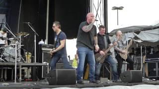 Evans Blue - Erase My Scars LIVE Fiesta Oyster Bake San Antonio 4/16/16