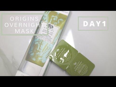 Face mask sa almirol
