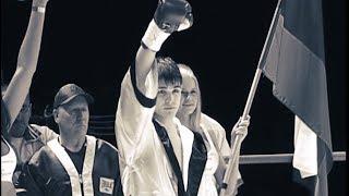 """Боксер, который поет и умеет готовить. Константин Пономарев в программе """"Бокс в лицах"""""""