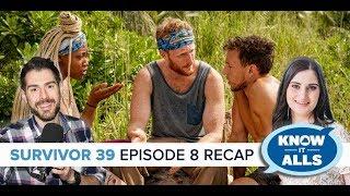 Survivor 39 Know-It-Alls   Island of the Idols Episodes 8 & 9 Recap   Shannon Gaitz