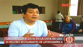 preview picture of video 'Restaurant La Picantería - Surquillo, Lima, Perú'
