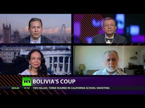 Cross Talk: Bolivia's Coup