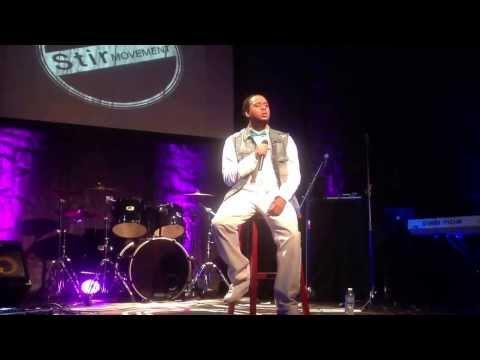 LyricalForte- I Need Thee & You're Beautiful (Spoken Word) (Stir Movement)