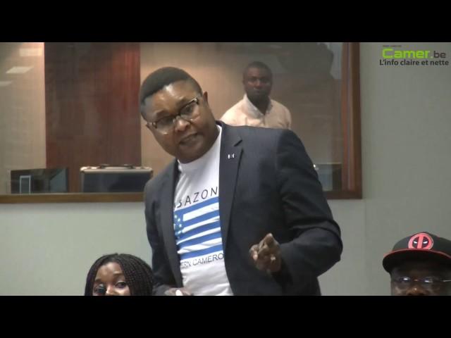 Rencontre entre Laurent Esso et la diaspora camerounaise : Quand les « activistes » s'en mêlent