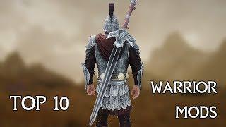 Skyrim - Top 10 Best WARRIOR Mods   2018 Edition