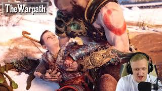 Реакция Летсплейщиков на Финальную Битву с Бальдром в God of War 4