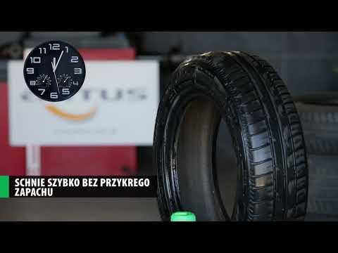 ECO BLACK barva na pneumatiky 1l