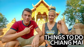 THINGS TO DO IN CHIANG MAI | THAILAND