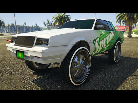 "GTA 5 Online NEW ""FACTION DONKS"" DLC CAR & CUSTOMIZATION GUIDE! (GTA 5 MARCH 2016 UPDATE)"